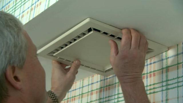 система приточно вытяжной вентиляции